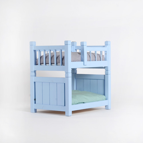 2F Bed - Blue