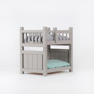 2F Bed - Gray